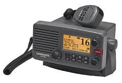 Lowrance LVR-880 DSC - VHF+FM Fixed Mount Marine