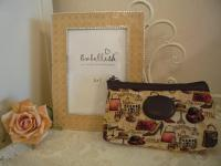 Style zippered purse