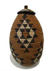 Zulu Ukhamba Basket
