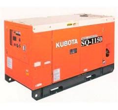 Power Generator, Kubota SQ1150