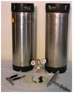 Keg systems