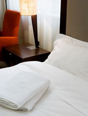 Chino house bed linen range