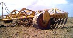 Root Raking Plough