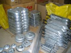 Anodes for Boats, Engines etc