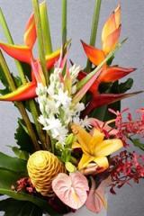 Bouquet - Bright Tropical