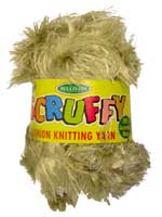 Scruffy Knitting Yarn