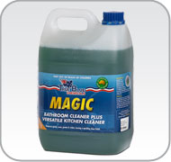 Bathroom & Kitchen Cleaner Magic