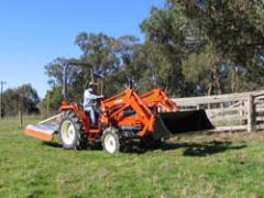 Tractors, Daedong DK 40