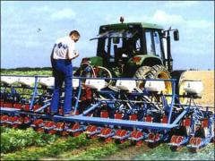 Mini Seed Drills for Vegetable Growers