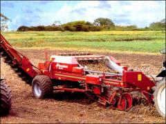 Potato Harvester, Underhaug UN 2200