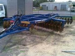 Grizzly GT036 plough
