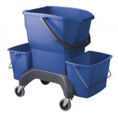 Ezy Ergo Bucket 25 Litre - Blue