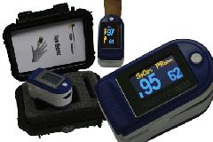 Finger Tip Pulse Oximeter, CMS-50C