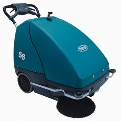 S8B Wide Area Cordless Vacuum Floor Sweeper
