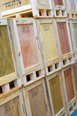 Pine Crates & Cases