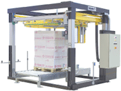 Auto Pallet Stretch Wrappers, Octopus