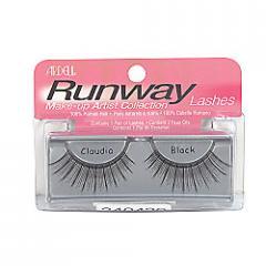 Runway lashes