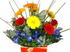 Merry-go-Round Bouquet