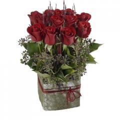 Impulse - 12 Red Roses
