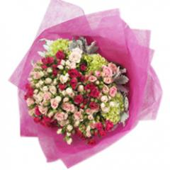 Roses-Spray Rose Bouquet