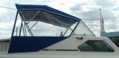 Canopies for Fishing Boats
