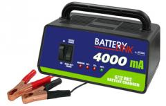 Battery Charger 4000mA DC