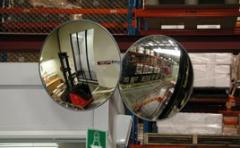 Indoor Convex Mirror