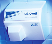 Warm Air Hand Dryers