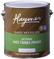 Simply Woodcare Uvex Timber Primer