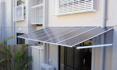 Sydney Polycarbonate Awnings by Carbolite®