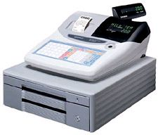 Cash Register, Casio TK-T200