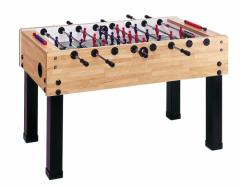 The G500 (Butcher Block) Soccer Table