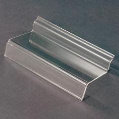 Acrylic Slotwall Display Shelf