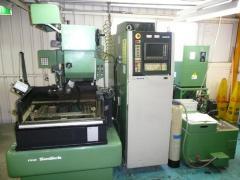 Wire Cut Machine, Sodick A320D Submerged CNC