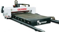 Plasma Plate Cutting Machines, Gemini 254PG