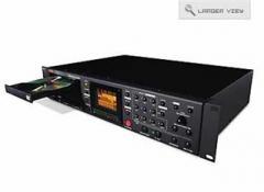 CD/DVD mastering recorders : fostex
