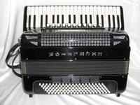 Accordions - excelsior 1320 with midi