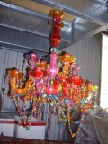 Chandelier Multi Colored