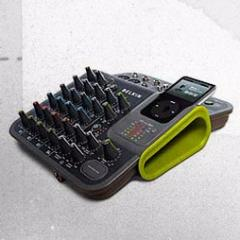 Belkin tunestudio ipod 4-channel mixer