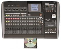 Tascam 2488 NEO multitrack digital recorder