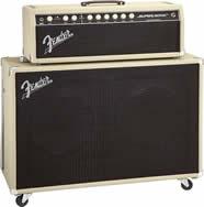 Fender valve amplifiers