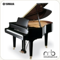 Yamaha GC1 contemporary grand piano