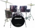 5 piece dxp pioneer drum kit