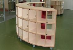 Commercial joinery