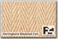 Herringbone Bleached Coir