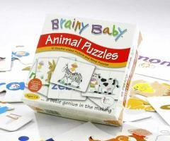 Brainy Baby Animal Puzzles