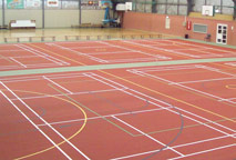 Acrylic Surfacing for Tennis