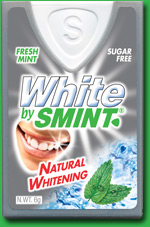 Gums White by Smint
