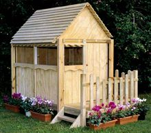 Cottage Cubby House