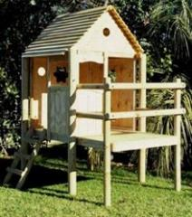 Playhut Cubby House